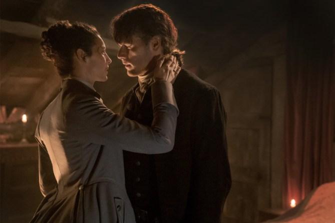 A. Malcolm Listener feedback Outlander Cast review