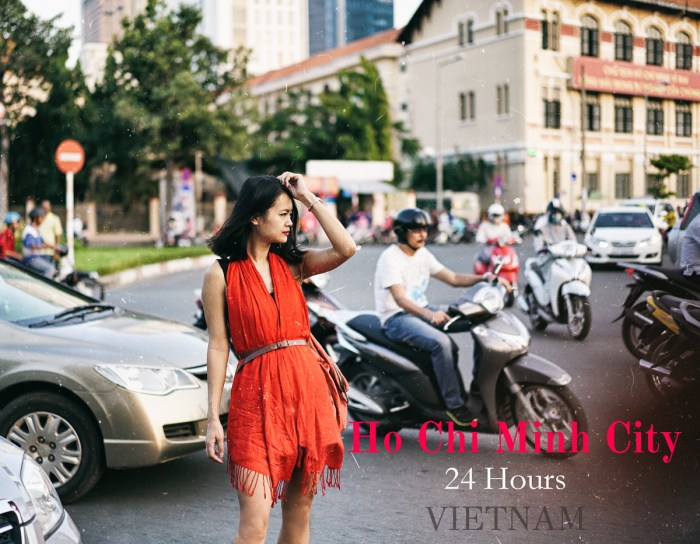 Expat's guide to 24 Hours in Ho Chi Minh City | Outlanderly