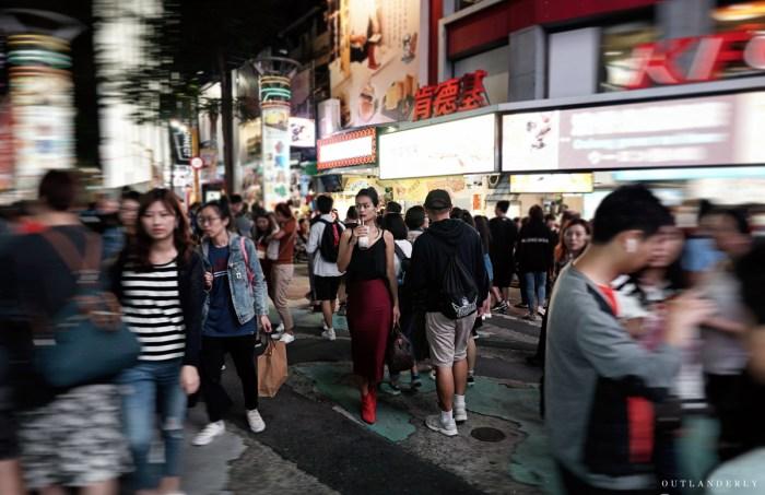 Ximending- Taipei Travel  Outlanderly