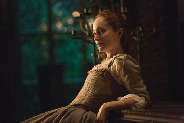 'Outlander' Season 1B, Geillis Duncan (Lotte Verbeek)