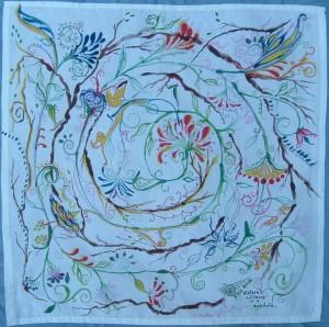 Nature's Wildness Is a Mandala, Francesca De Grandis