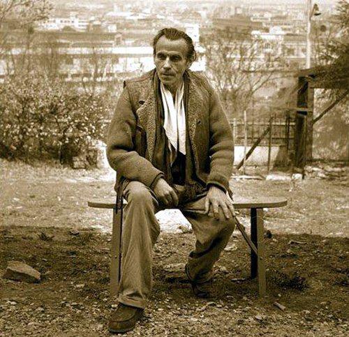 Louis Ferdinand Céline | Lipnitzki / Roger Violett / Getty Images / circa. 1950