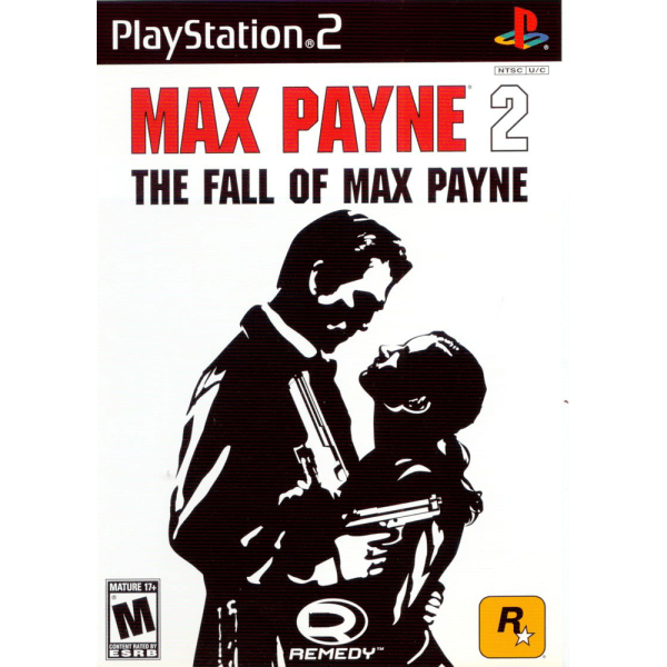 Max Payne 2 The Fall Of Max Payne Ps2 Outlaw S 8 Bit And Beyond