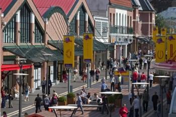 Roubaix McArthurGlen Outlet Outlet Malls