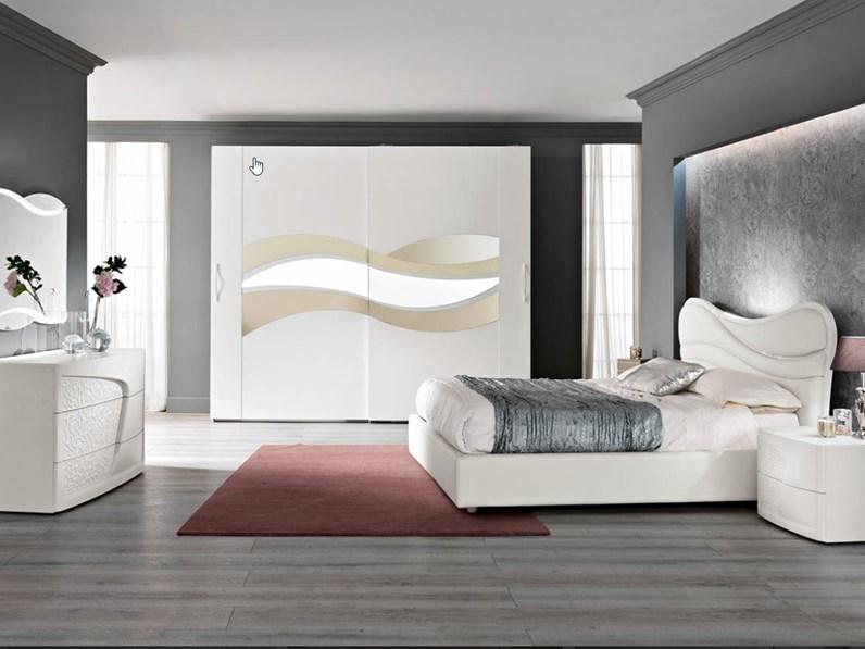 L'accessorio d'arredo ideale per la camera da letto: Camera Da Letto Prestige Chantal Spar Offerta Outlet