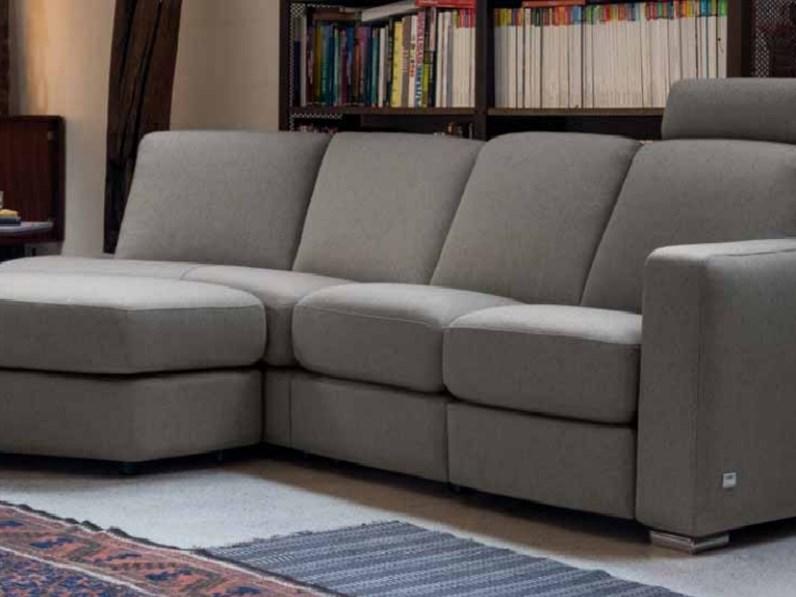 Produzione e vendita divani in tessuto e pelle doimo salotti. Divano Angolare Dylan Doimo Salotti A Prezzo Outlet