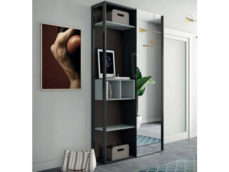 Divanetto da ingresso in vendita in arredamento e casalinghi: Mobile Per Un Ingresso Moderno Modello Serie Skap Composizione 2 Di Birex A Prezzo Scontato
