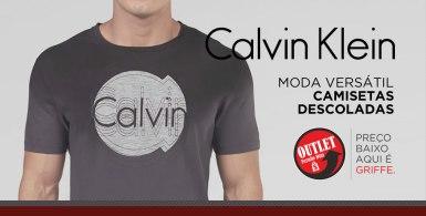 Outlet Fernão Dias – Calvin Klein Inaugura Loja No Outlet