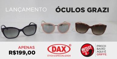Outlet Fernão Dias – Promoção Dax Ótica Especializada