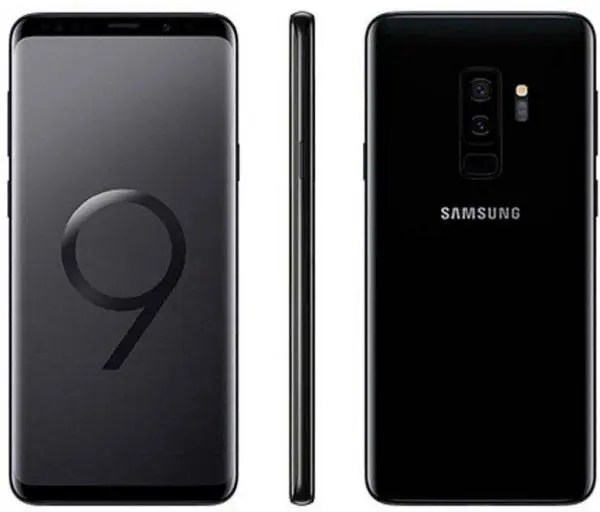 SAMSUNG GALAXY S9+ 64GB NEGRO