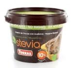 opciones sanas para tus tostadas crema chocolate y stevia torras