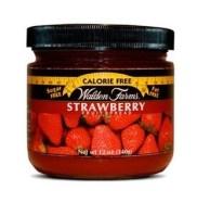 productos para celiacos saludables-mermelada-de-fresa -walden-farms