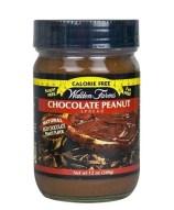 productos para celiacos saludables walden-farms-crema de chocolate y cacahuete