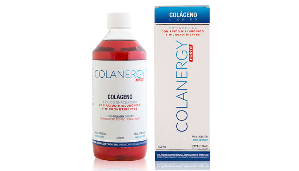 Colágeno con Ácido Hialurónico COLANERGY FORTE en Outletsalud