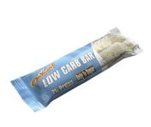 productos para celiacos saludables-barrita-low-carb-oh-yeah-sabor-tarta-celebracion