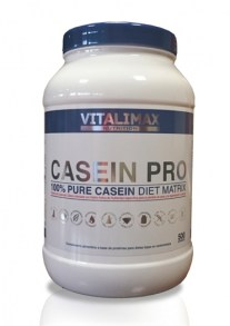 Cuál es la mejor proteína. Casein Pro