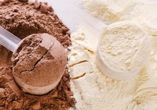 cuál es la mejor proteina, caseina o whey