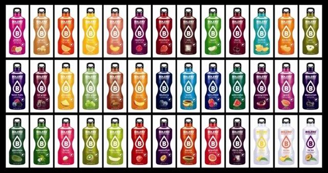 Qué son las Bebidas Bolero y cómo usarlas