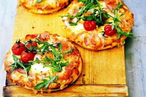pizza picnic saludable y lowcarb
