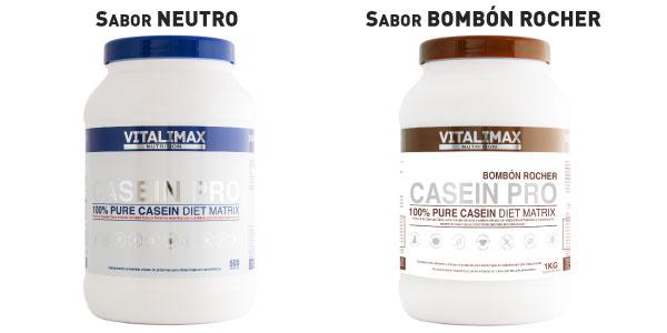 100% Proteína Pura de Caseinato Cálcico Casein Pro