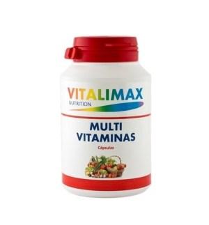 Complemento Multivitamínico para seguir una dieta saludable