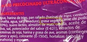 cómo leer las etiquetas de los alimentos leer la etiqueta de un producto