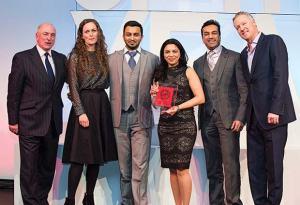 NAH Foods Ltd premiados con el mejor producto del año 2016 en la categoría de comida sana