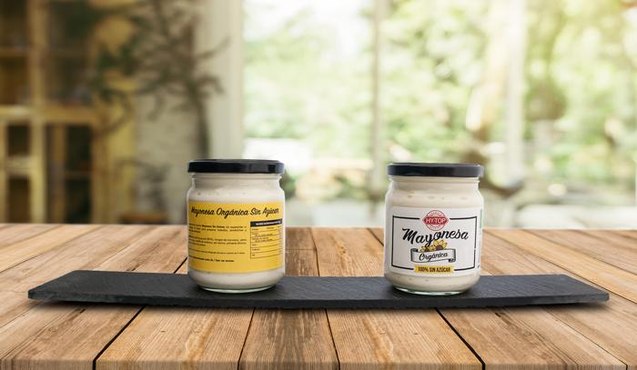 Mayonesa Orgánica sin Azúcar HY-TOP es una mayonesa sin azúcar, sin espesantes y sin saborizantes, elaborada a base de ingredientes naturales de calidad