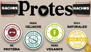 Protes Nachos de Proteína con Sabores Espectaculares - Blog Outletsalud