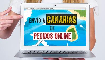 Envío a Canarias de Pedidos Online