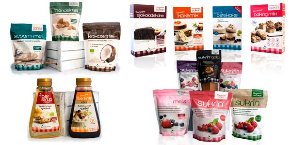 SUKRIN la Alternativa perfecta al Azúcar y al Pan tradicional, sólo en Outletsalud para la Dieta Pronokal