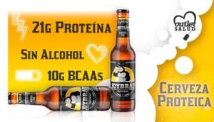 Cerveza Proteica sin Alcohol JoyBräu en Outletsalud