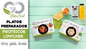 Go Natur Food, comida lowcarb para llevar