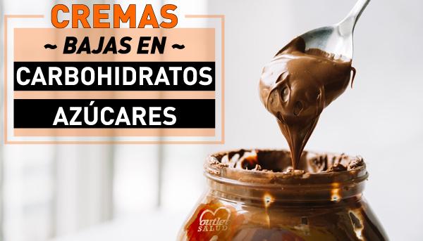 Cremas Bajas en Carbohidratos y Bajas en Azúcar