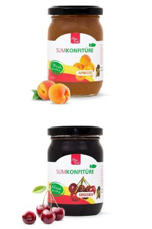 Mermeladas bajas en carbohidratos Slim Mermelada de Clean Foods en OutletSalud