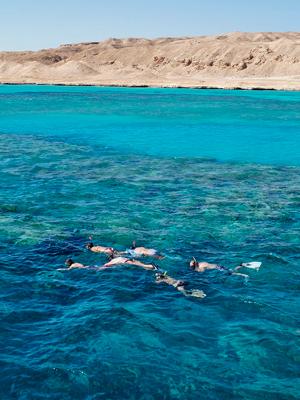 Practica snorkel en familia y ayuda a mantener tu cuerpo en forma