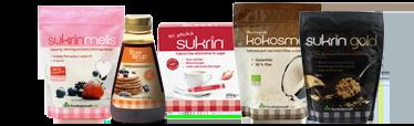 Aprovecha los descuentos en los preparados, harinas y edulcorantes Sukrin