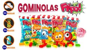 Gominolas sin Gluten y sin Azúcar FLIPA en OutletSalud