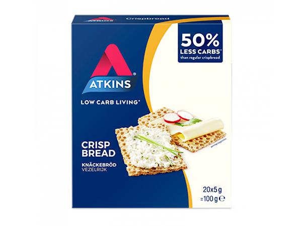 Tostadas y preprados bajos en carbohidratos Atkins