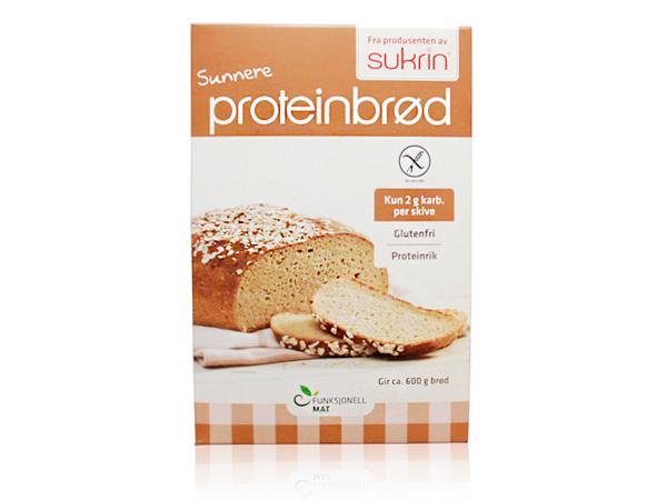 Preparado para elaborar pan lowcarb Sukrin