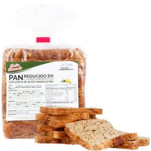 Pan bajo en carbohidratos CSC Foods