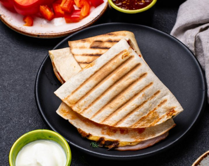 Tortilla hack low carb