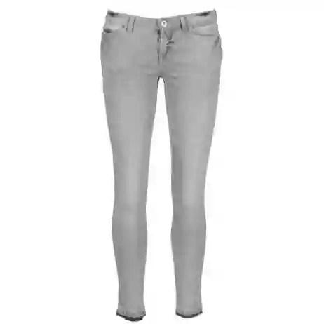 Pantaloni 7/8 e 3/4 donna Vero Moda  FLASH  Grigio Vero Moda 5712061785592