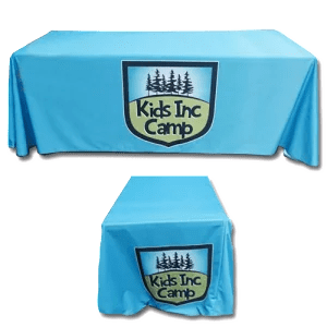 OUTLET-TC06 - Fitted Closed Back Table Cover