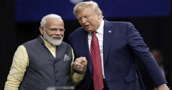 America loves India Donald Trump