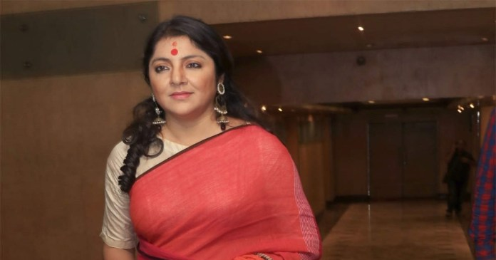 BJP MP Locket Chatterjee has recovered from Corona