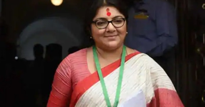 Locket Chatterjee tests positive for COVID-19