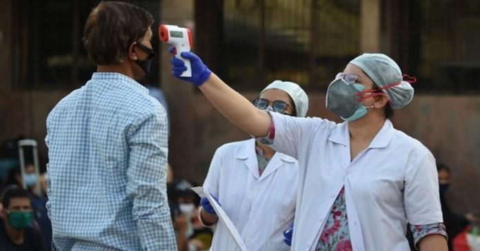 Over 20,000 Coronavirus Cases In India In 24 Hours