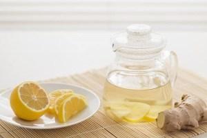 lemon and zinger