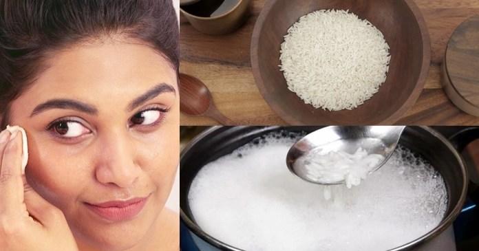 Amazing Beauty Benefits Of Rice Water